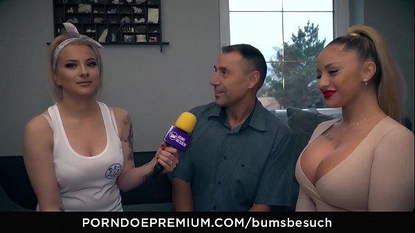 Bums Besuch Porno