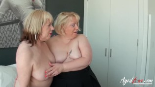 AgedLovE geile reife Trisha und Lexie Cummings Rudelbumsen