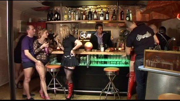deutsche gruppensex orgie im swinger club