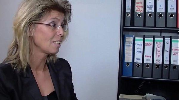 Deutsche Büro Pornos