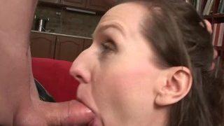 Harter Sex gefällt der Mutter
