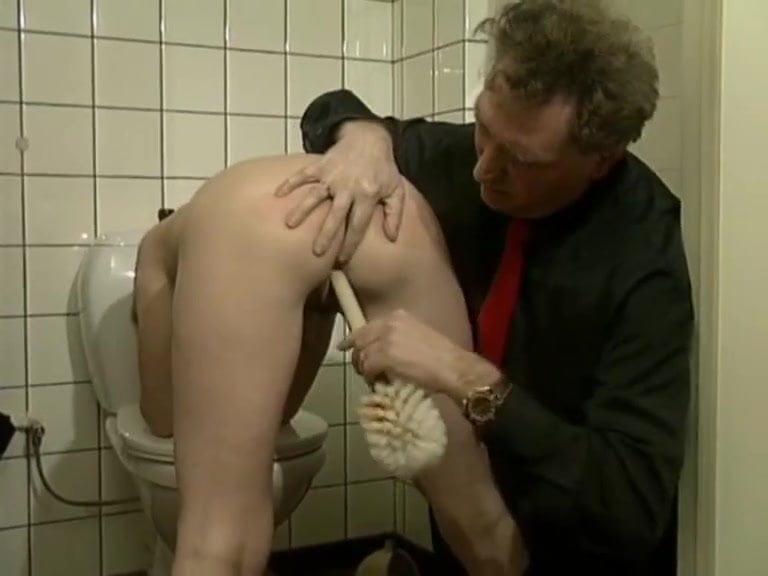 Deutsche Oma-Sex-Party